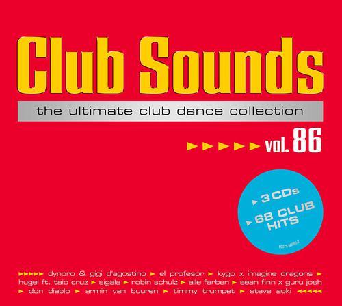 Club Sounds Vol. 86 (2018)