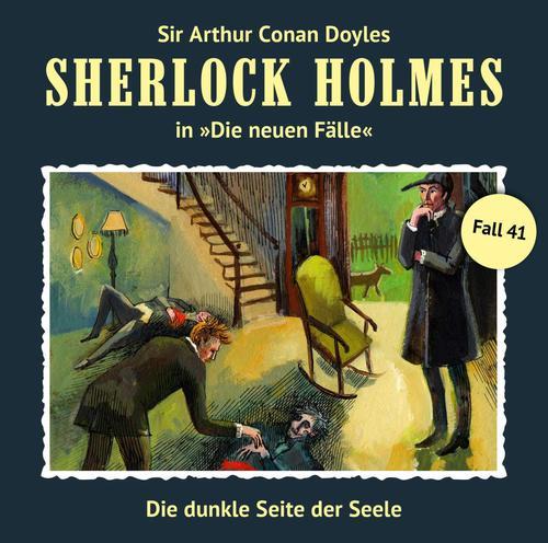 Sherlock Holmes - Die neuen Fälle, Fall 41: Die dunkle Seite der Seele (2019)