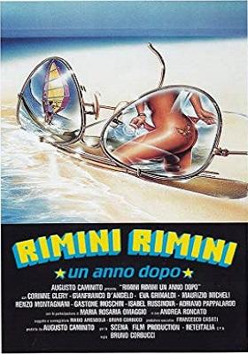 Rimini Rimini - Un Anno Dopo (1988) HDTV 720P ITA AC3 x264 mkv