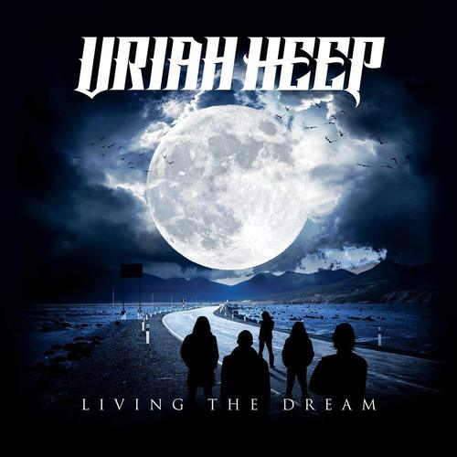 Uriah Heep - Living The Dream (Japanese Edition) (2018)