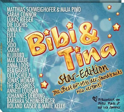 Bibi & Tina Star-Edition - Best of der Soundtracks neu vertont! (2018)