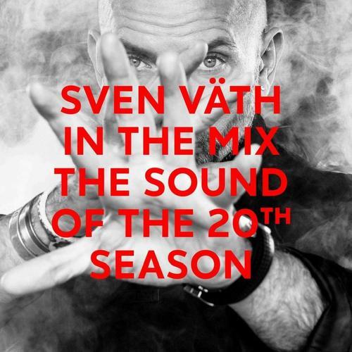 Sven Väth - The Sound of the 20th Season (DJ Mix) (2019)