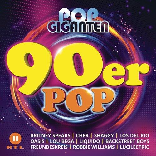Pop Giganten - 90er Pop (2018)