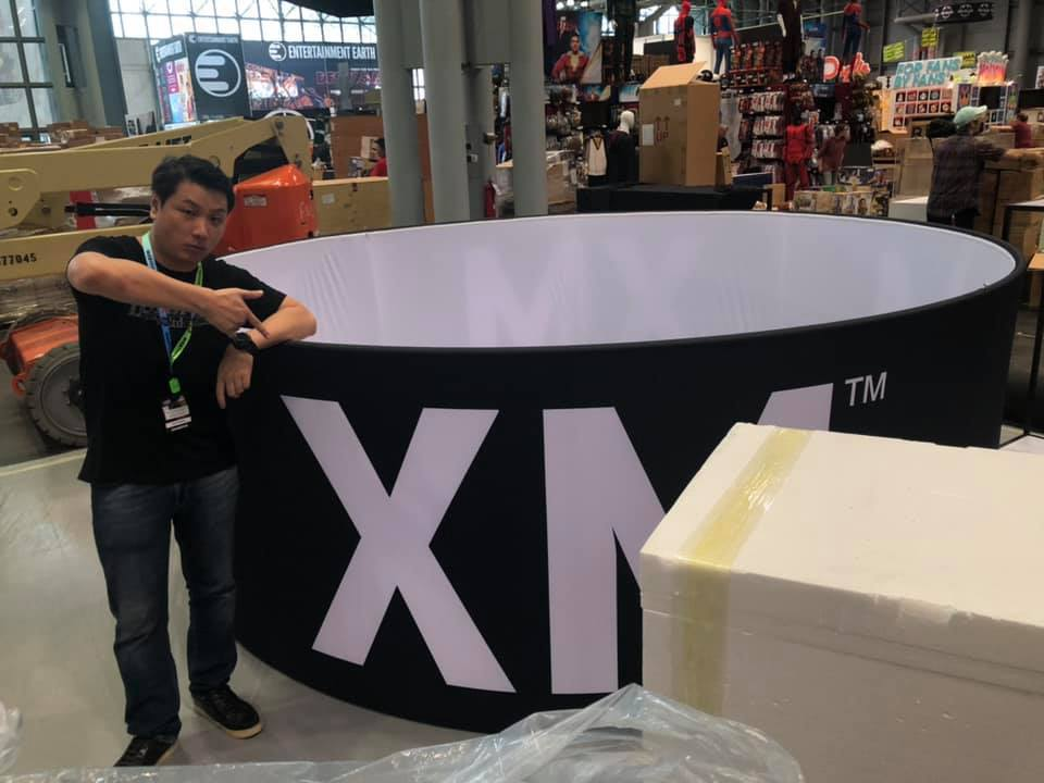 XM Studios: Coverage New York Comic Con 2019 - October 3rd to 6th  72105152_251945110167w9j0x