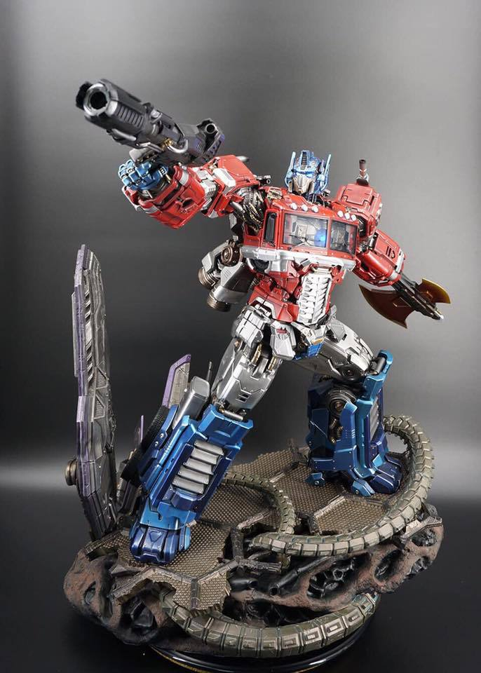 Premium Collectibles : Transformers - Optimus Prime (G1) - Page 2 72963447_136365380712c9kf5
