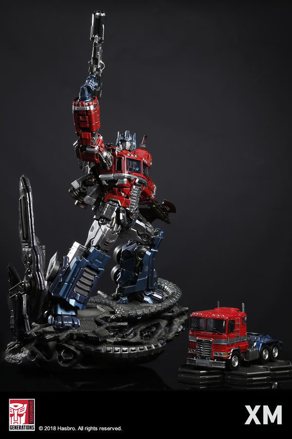 Premium Collectibles : Transformers - Optimus Prime (G1) - Page 2 72irxs
