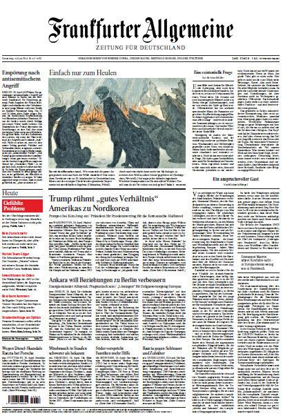 Frankfurter Allgemeine 19 April 2018