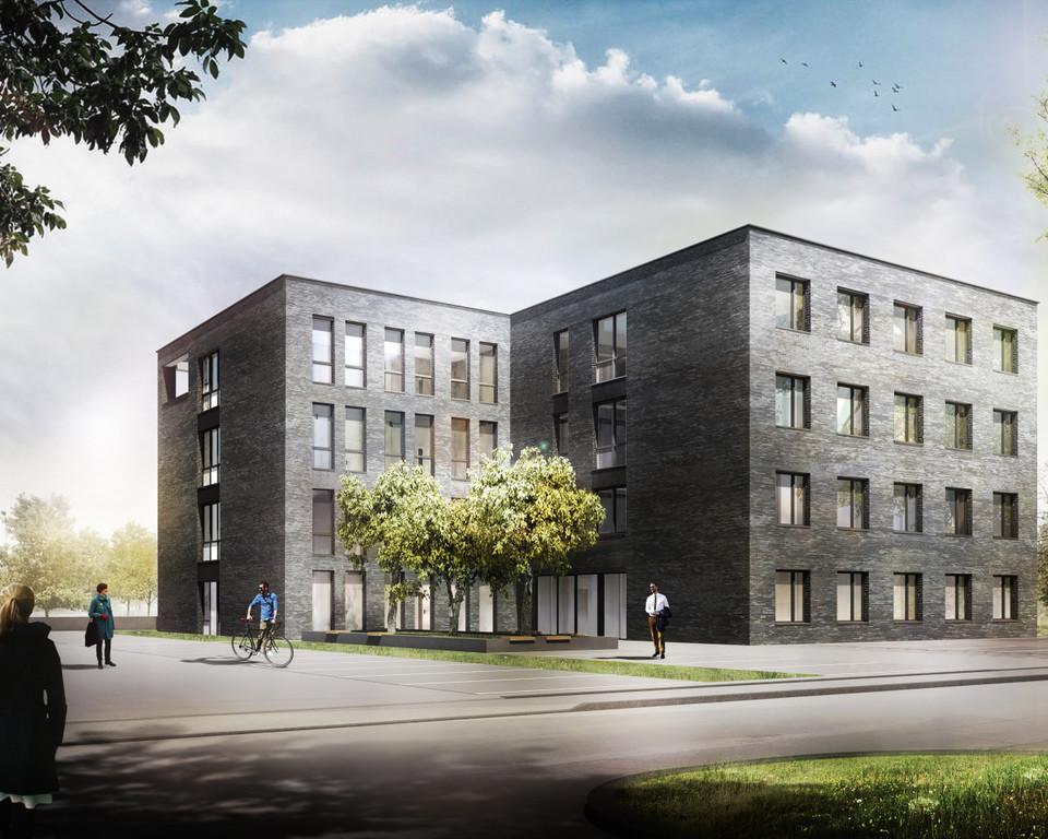 bochum biomedizinpark ruhr sammelthread seite 5 deutsches architektur forum. Black Bedroom Furniture Sets. Home Design Ideas