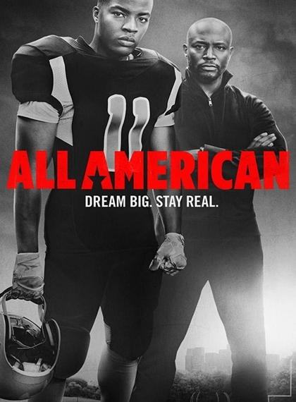 All American 2018 Sezon 1 720p WEB-DL x264-AC3 DuaL (TR-EN)