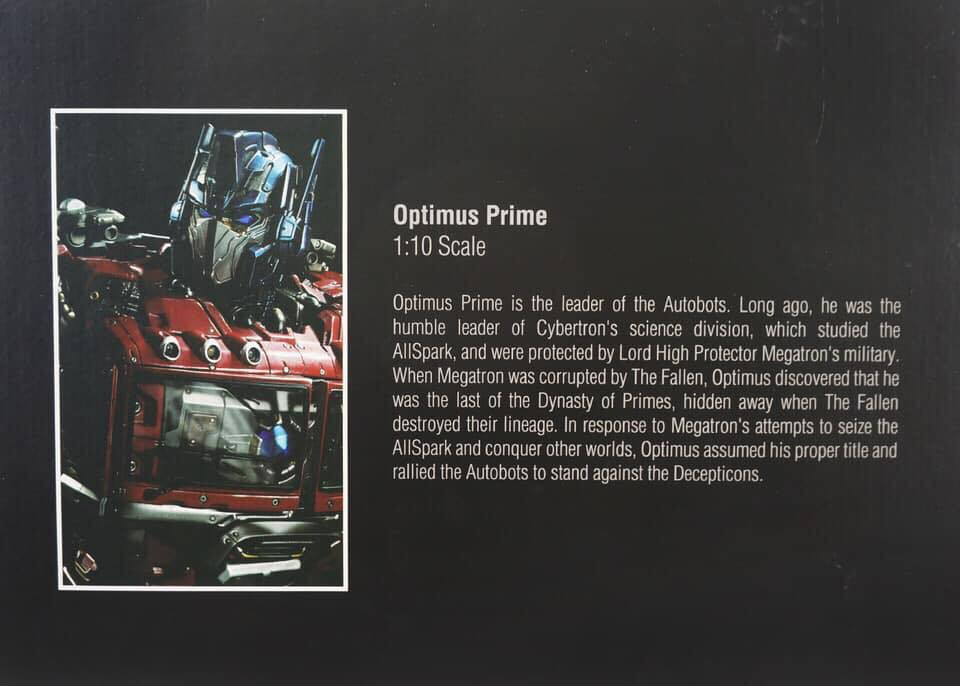 Premium Collectibles : Transformers - Optimus Prime (G1) - Page 2 74275856_136365315712wnj2n
