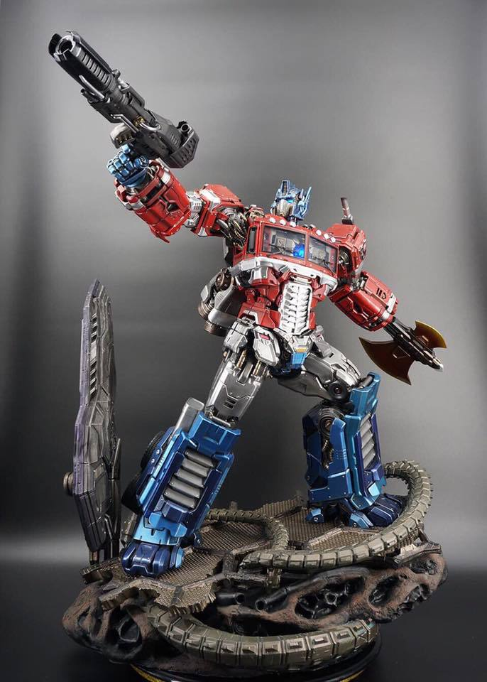 Premium Collectibles : Transformers - Optimus Prime (G1) - Page 2 74786167_136365382045p9j8l