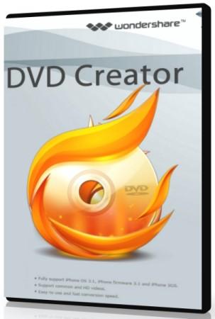 Wondershare DVD.Creator v5.1.0.28