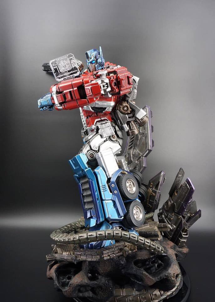 Premium Collectibles : Transformers - Optimus Prime (G1) - Page 2 75362264_136365385045yojeo