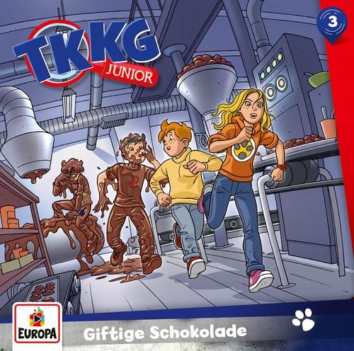 TKKG Junior - Folge 3: Giftige Schokolade (2018)