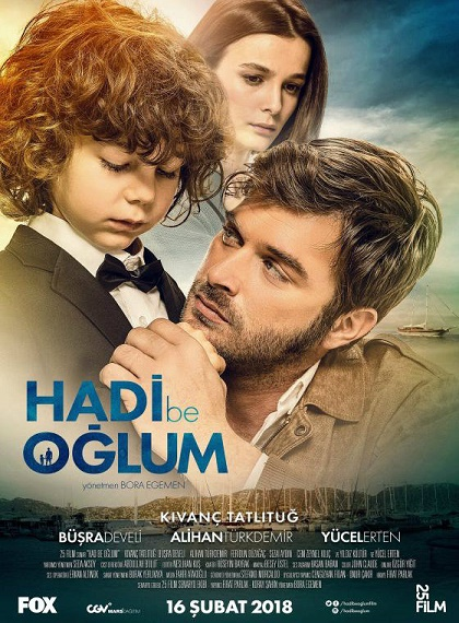 Hadi Be Oğlum - 2018 - WEB-DL - XviD - Yerli Film - Tek Link