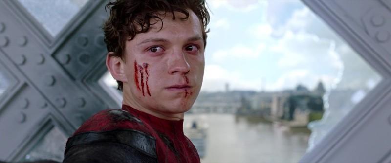 Örümcek Adam: Evden Uzakta Ekran Görüntüsü 2