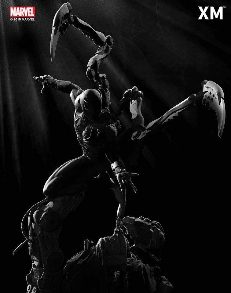 Premium Collectibles : Iron-spiderman** 77176552_2438399733042nj7o