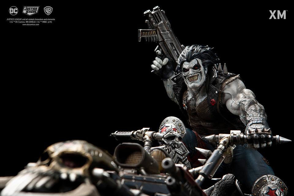 Premium Collectibles : Lobo 1/6**   77ujm0