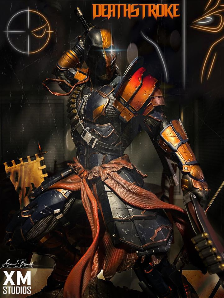 Premium Collectibles : Deathstroke** 78102576_2391073457807pjay