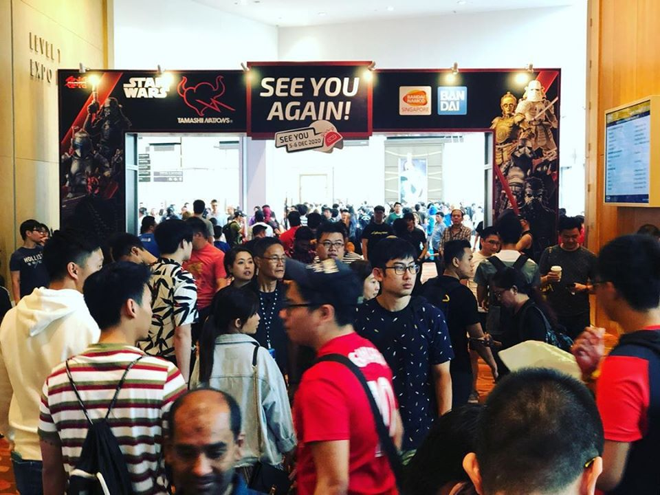 XM Studios: Coverage Singapore Comic Con 2019 – December 7th to 8th - Page 2 78888385_10157736673814kf6