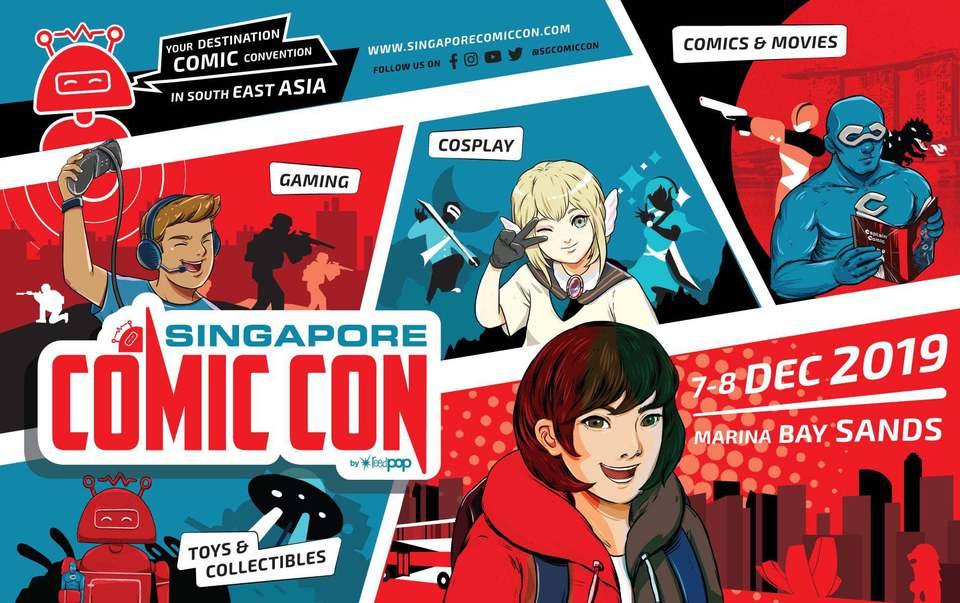 XM Studios: Coverage Singapore Comic Con 2019 – December 7th to 8th 78891904_245149848507a7k46