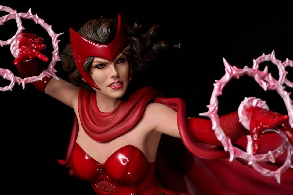 Premium Collectibles : Scarlet Witch** 78jk31