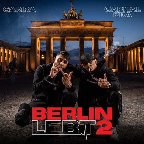 Capital Bra x Samra - Berlin Lebt 2 (Premium Edition) (2019)