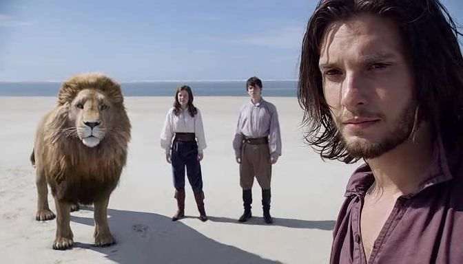 Narnia Günlükleri: Şafak Yıldızının Yolculuğu Ekran Görüntüsü 2