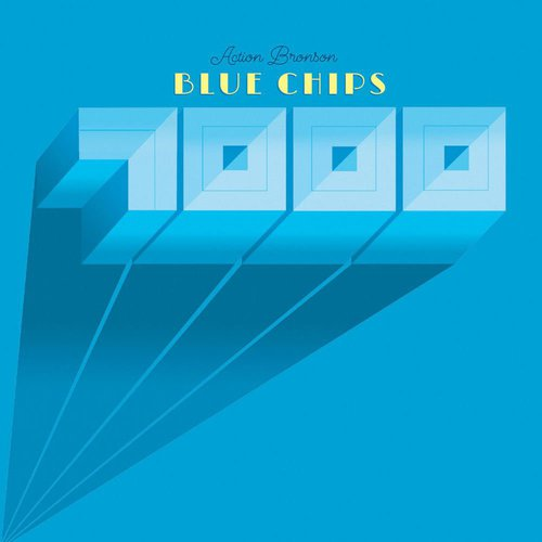 Action Bronson - Blue Chips 7000 (2017)