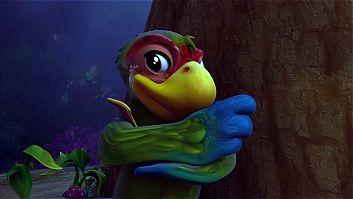 Süper Papağan Filmi Ekran Görüntüsü 2