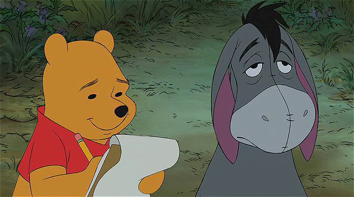 Winnie The Pooh Ekran Görüntüsü 1