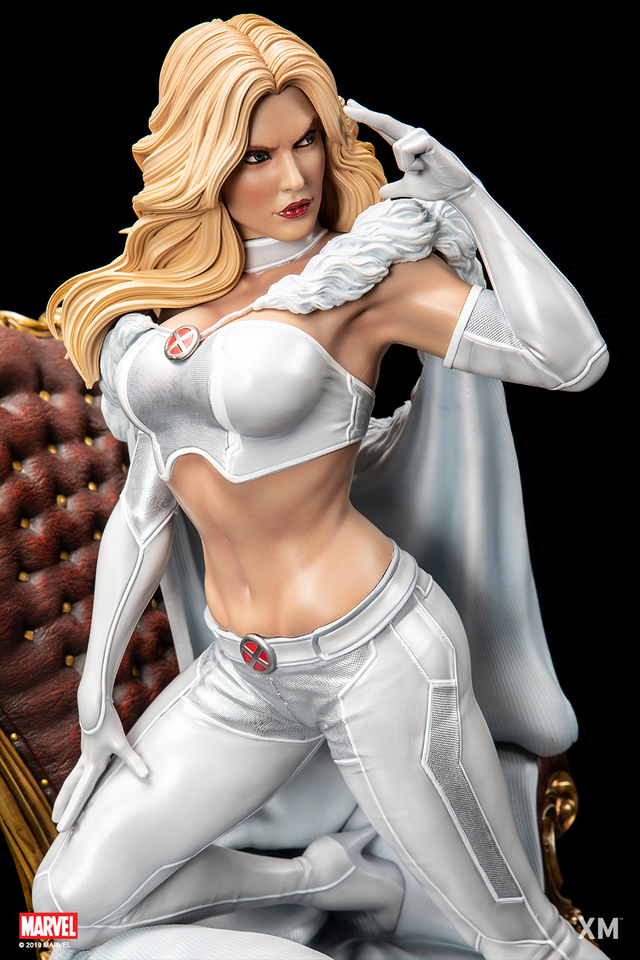 Premium Collectibles : Emma Frost 7ecj8w