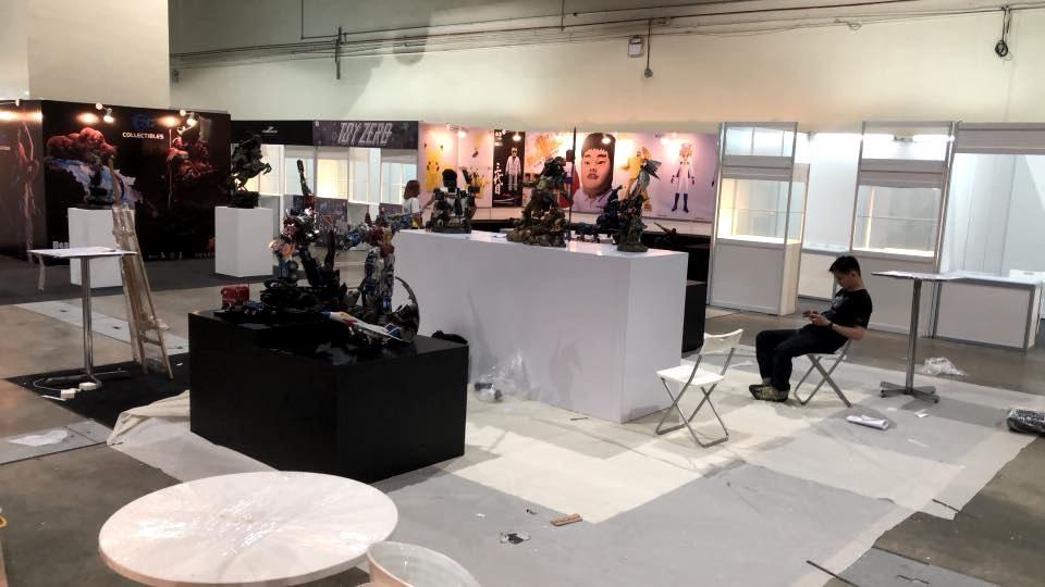 XM Studios: Coverage TAGCC 2018 - April 7th-8th 7f7slp