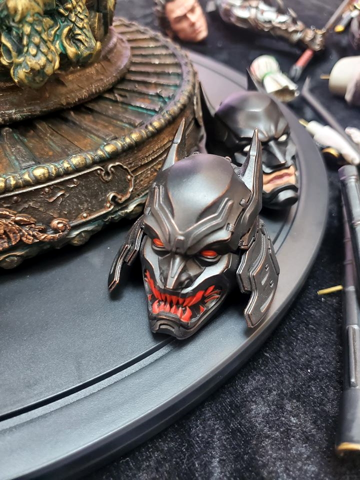 Samurai Series : Batman Shugo 7gyj77