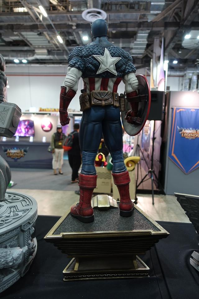 Premium Collectibles : Captain America 1/3 7hkk20