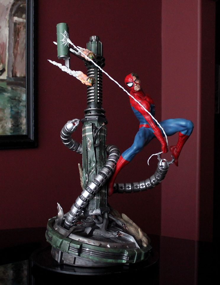 Premium Collectibles : Spiderman** - Page 2 7hsjky