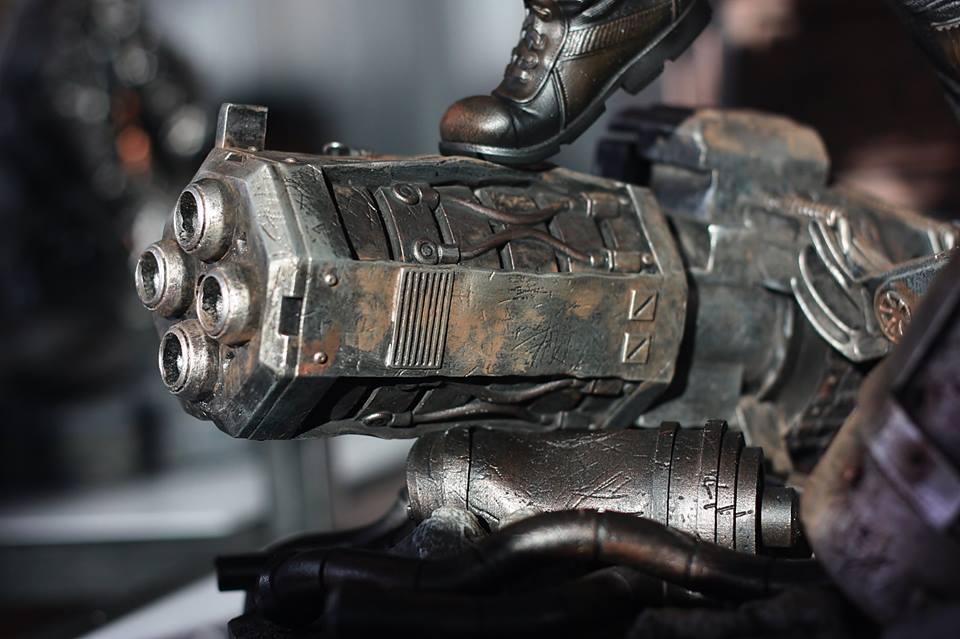 Premium collectibles : Winter Soldier  7iou01