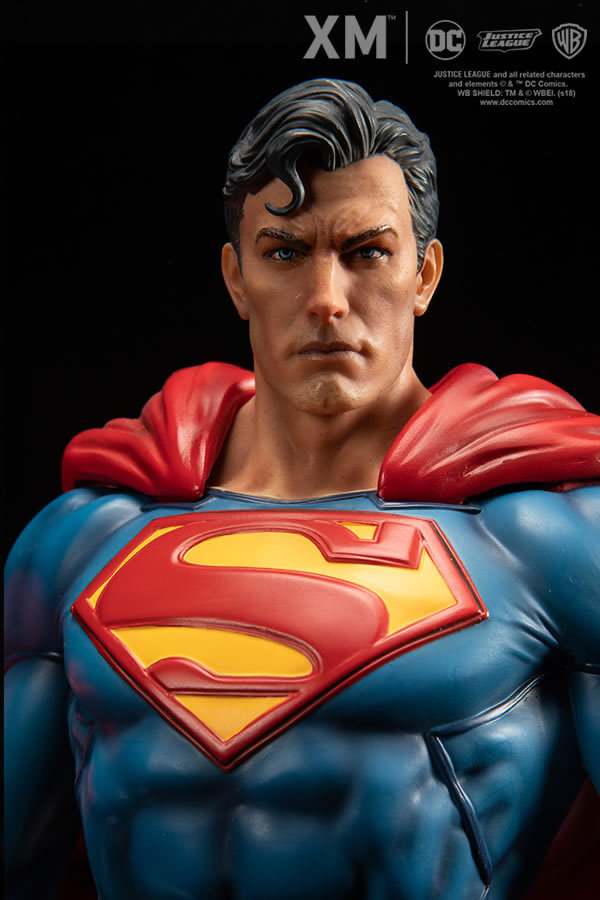 Premium Collectibles : JLA Superman 1/6**   7l4j73