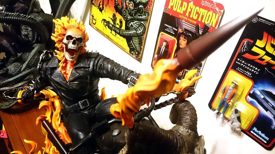 Premium Collectibles : Ghost Rider - Page 5 7l8yrj
