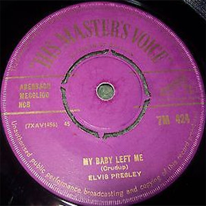 Diskografie Großbritannien (U.K.) 1956 - 1967 7m424snk16