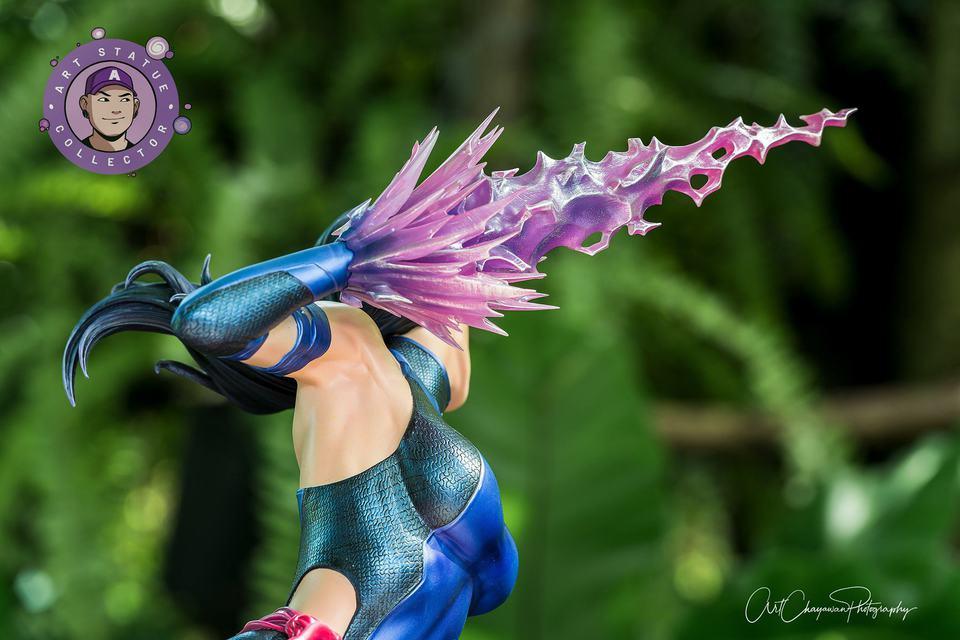 Premium Collectibles : Psylocke 1/4 Statue 7mfk0f