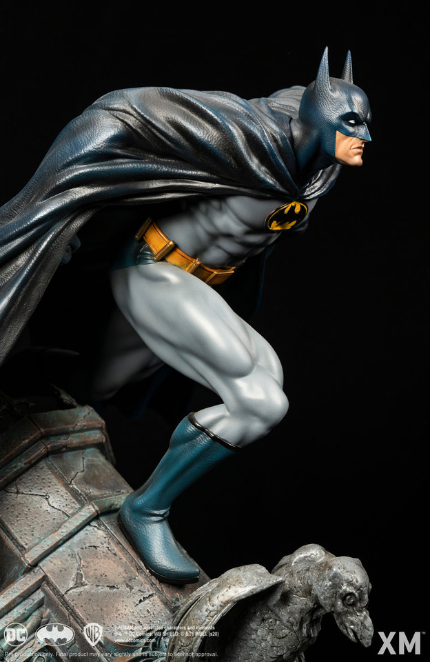 Premium Collectibles : Batman 1972 Cover Art 1/6 7rcko9