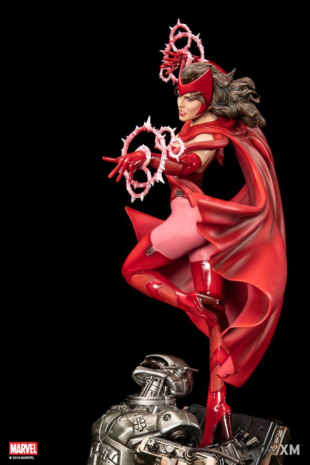 Premium Collectibles : Scarlet Witch** 7scarletwitch3wjj2