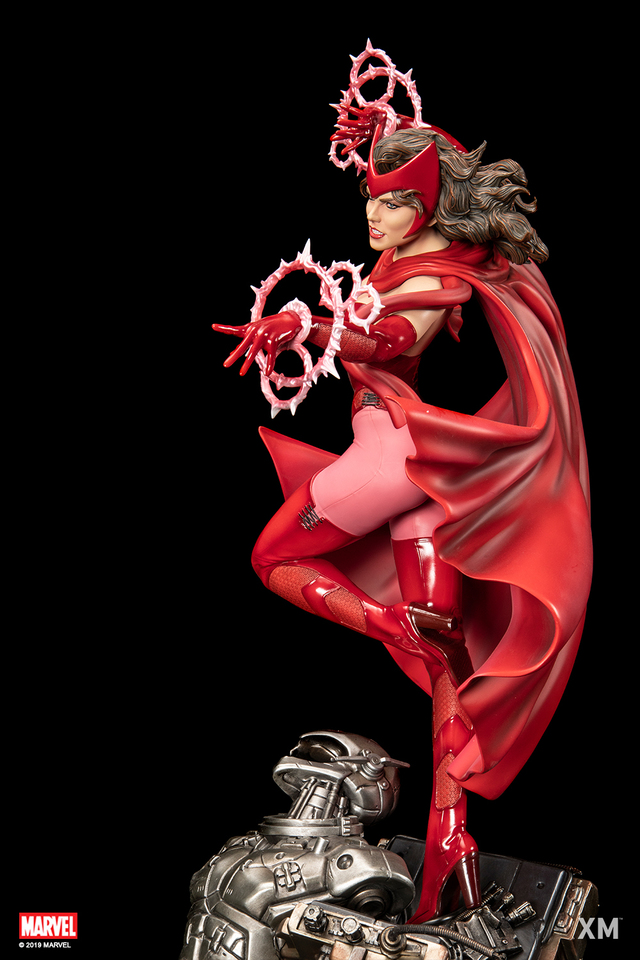 Premium Collectibles : Scarlet Witch** 7scarletwitchn6j8t