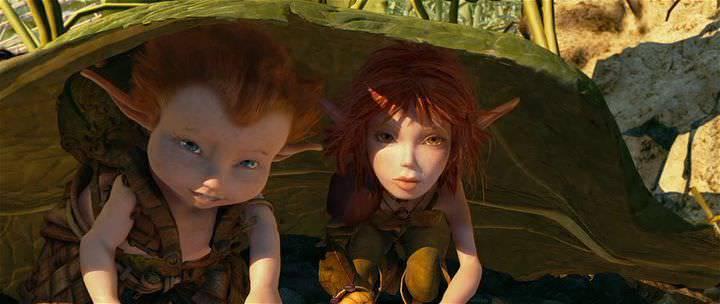 Arthur ile Minimoylar Ekran Görüntüsü 2