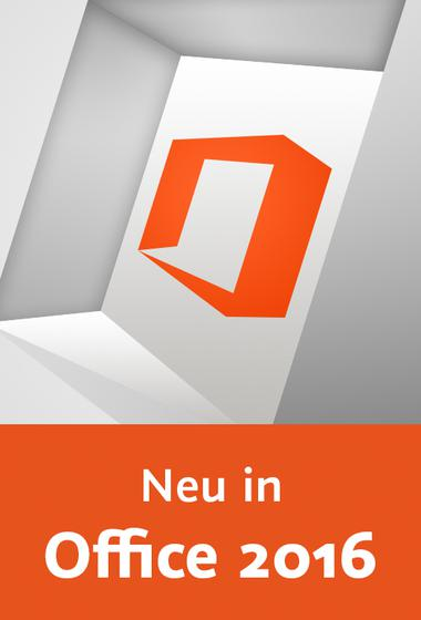 Video2Brain - Neu in Office 2016
