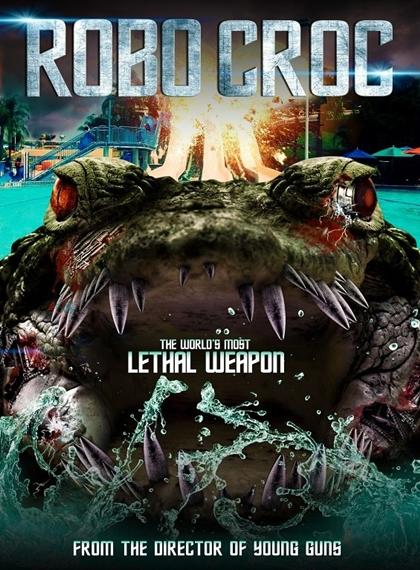 Hedefe Kilitlen - Robocroc (2013) - türkçe dublaj film indir