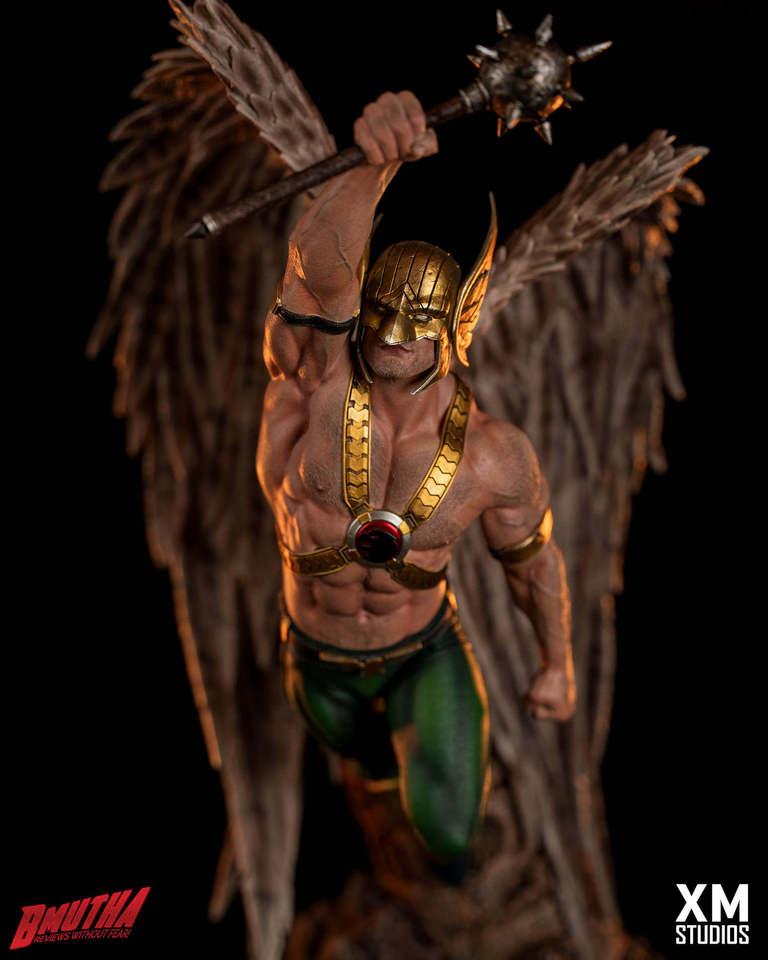 Premium Collectibles : Hawkman 1/6 7wfj6i