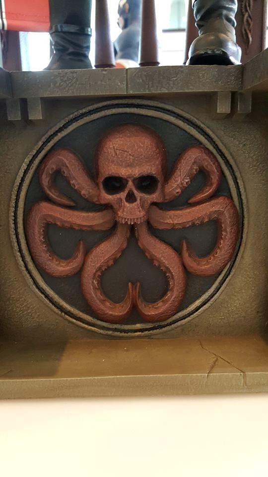 Premium Collectibles : Red Skull 7xfsaz