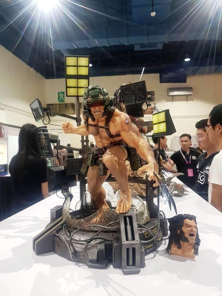 XM Studios: Coverage TAGCC 2018 - April 7th-8th 7xruph